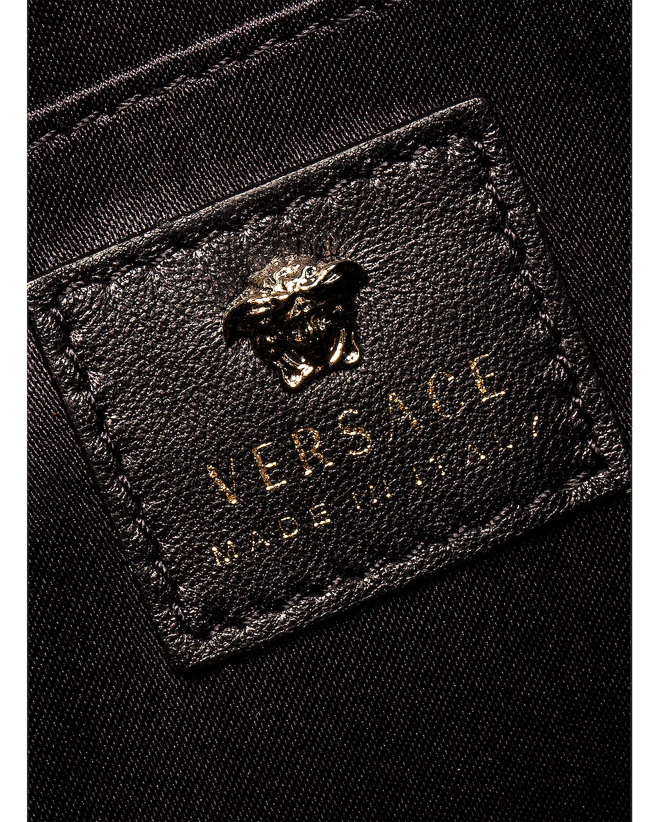 Image 7 of VERSACE Palazzo Crossbody Bag in Black
