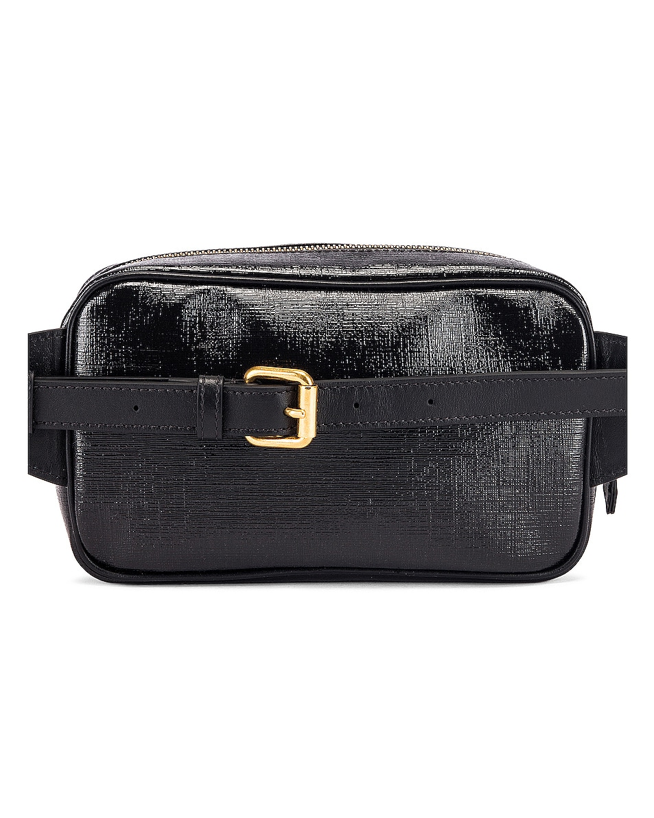 Image 3 of VERSACE Vintage Logo Bum Bag in Black Multicolor