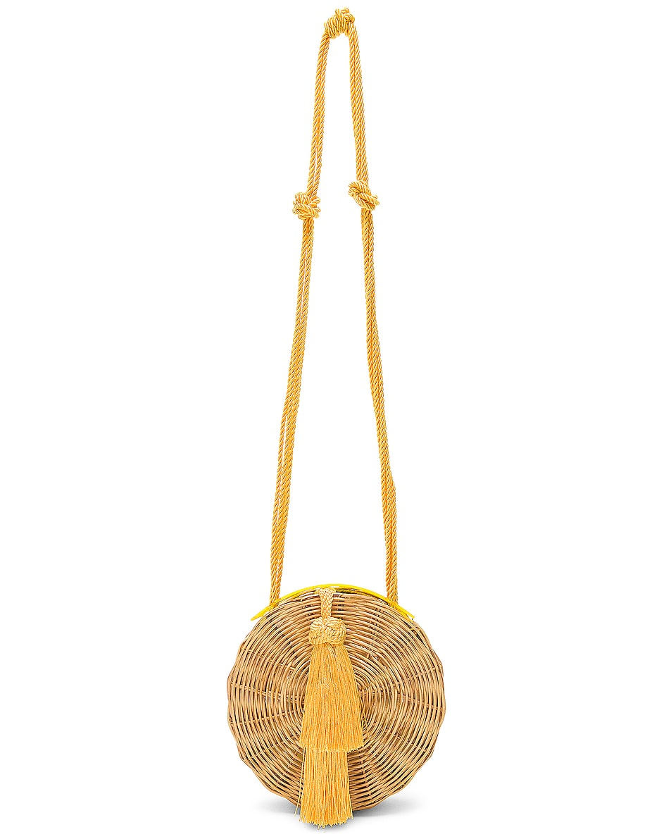 Image 5 of Wai Wai Petit Balaio Bag in Yellow