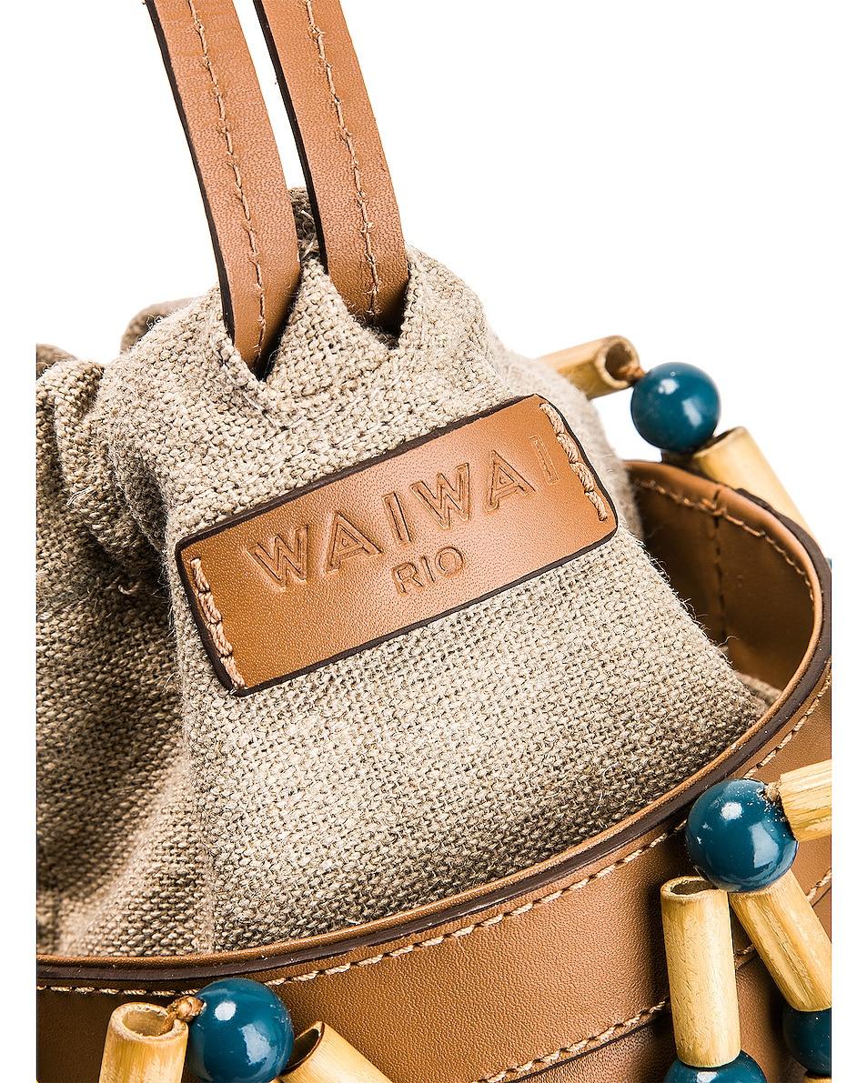 Image 6 of Wai Wai Fefi Bag in Blue
