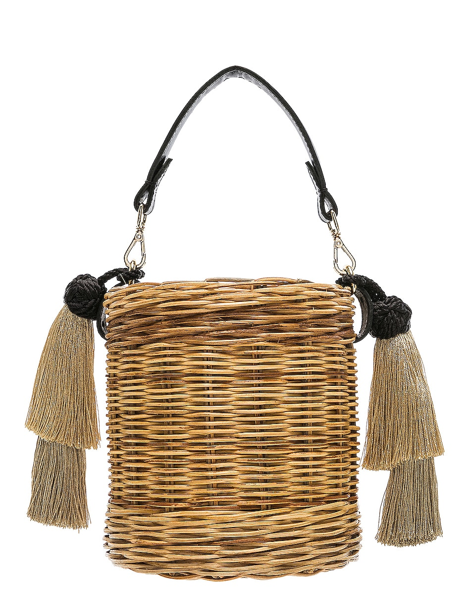Image 1 of Wai Wai Sabia Bag in Black