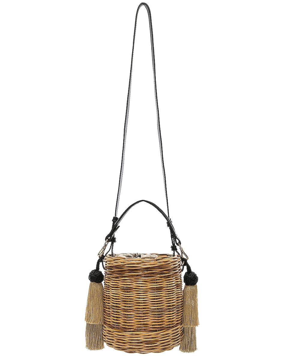 Image 6 of Wai Wai Sabia Bag in Black
