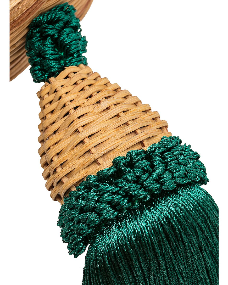 Wai Wai Balaio Bag Green 30%OFF
