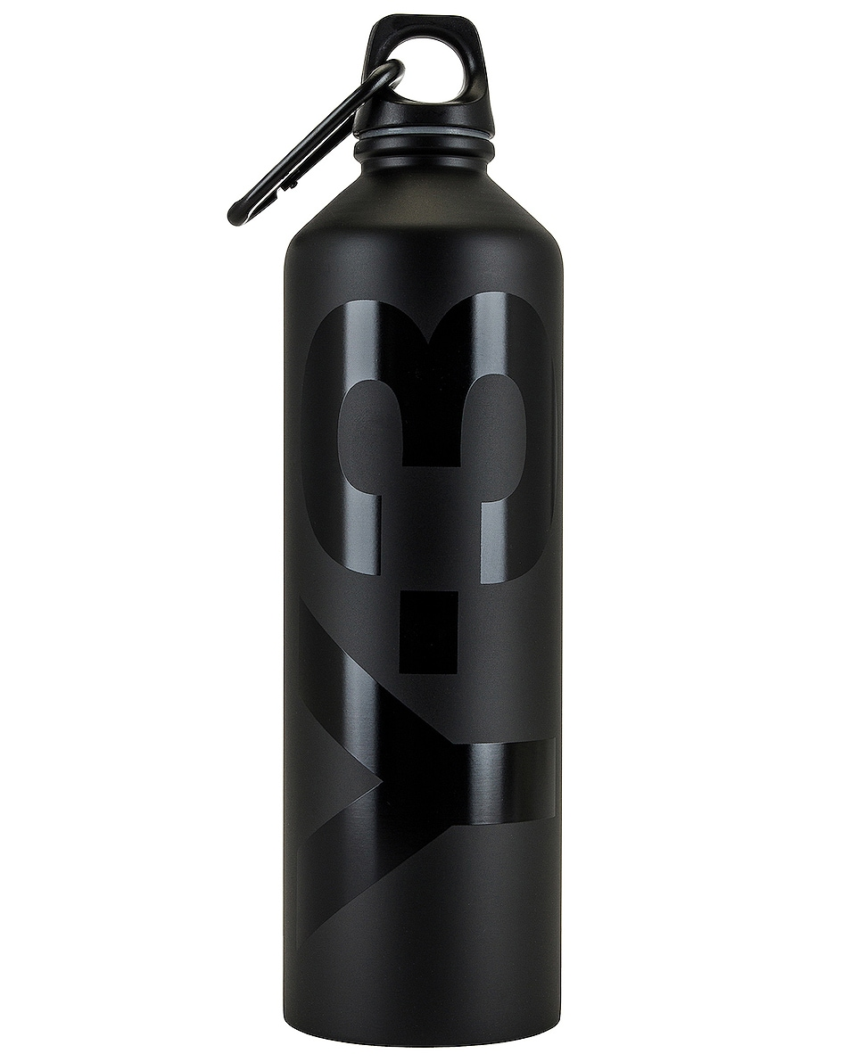 Image 1 of Y-3 Yohji Yamamoto CH3 Bottle in Black