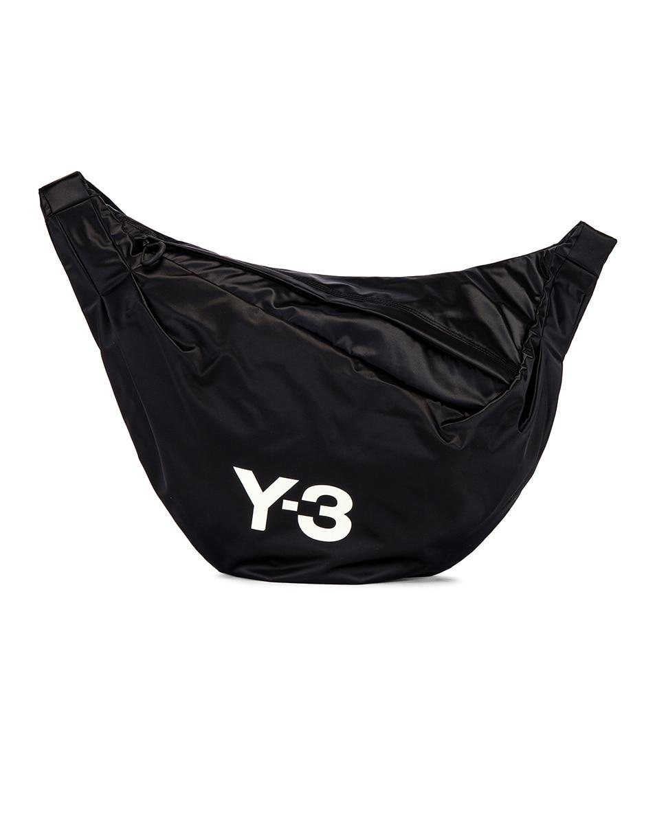 Image 1 of Y-3 Yohji Yamamoto Sneakerbag in Black