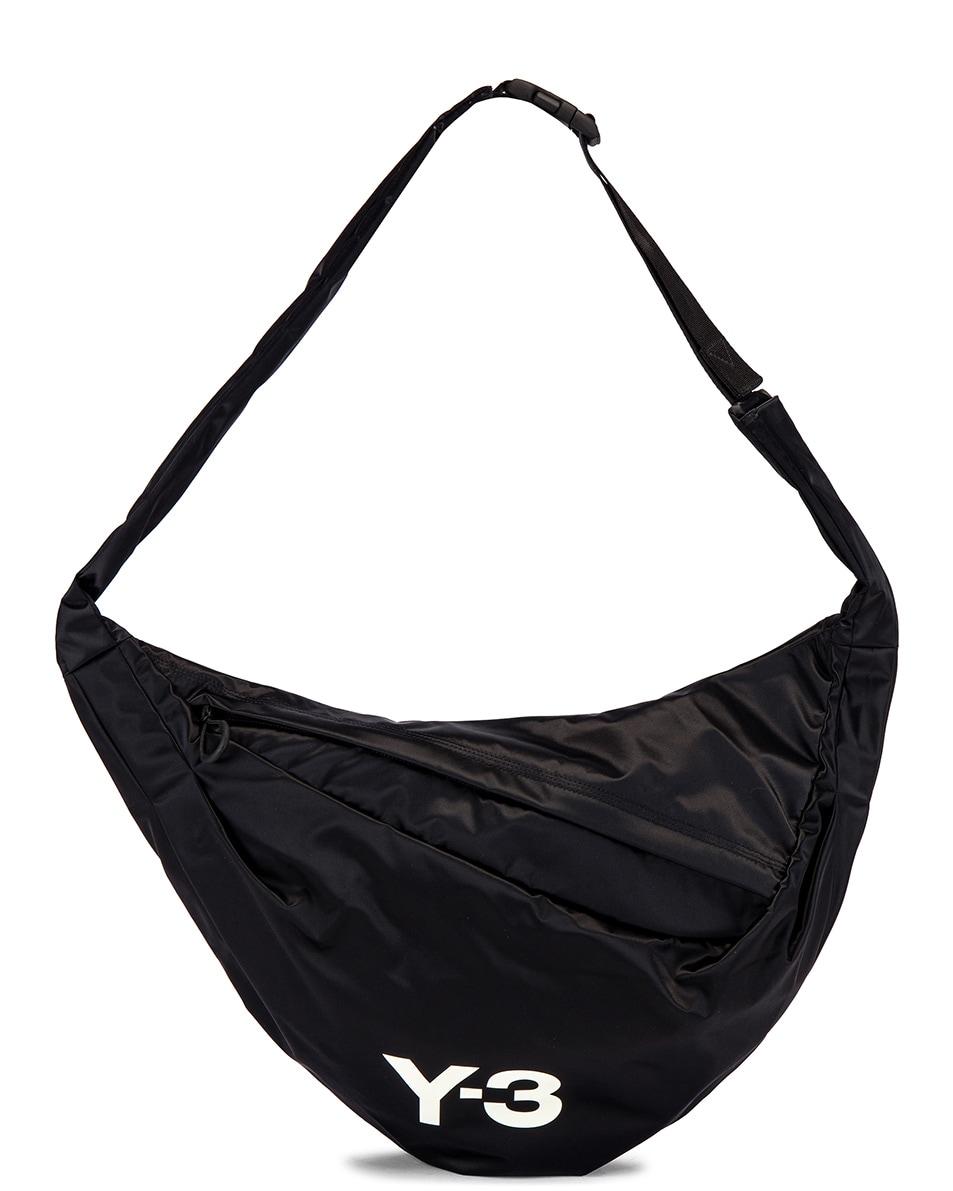 Image 5 of Y-3 Yohji Yamamoto Sneakerbag in Black