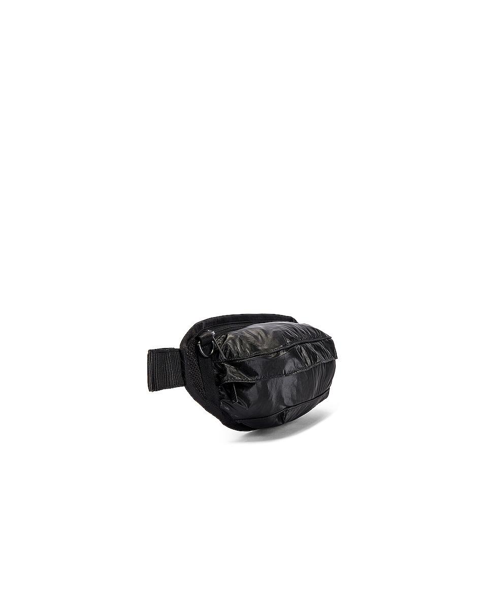 Image 3 of Y-3 Yohji Yamamoto Waistpack in Black & Core White