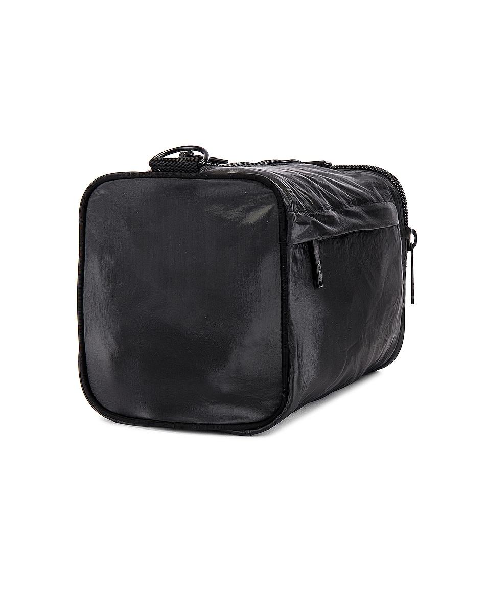 Image 4 of Y-3 Yohji Yamamoto Mini Gymbag in Black & Core White