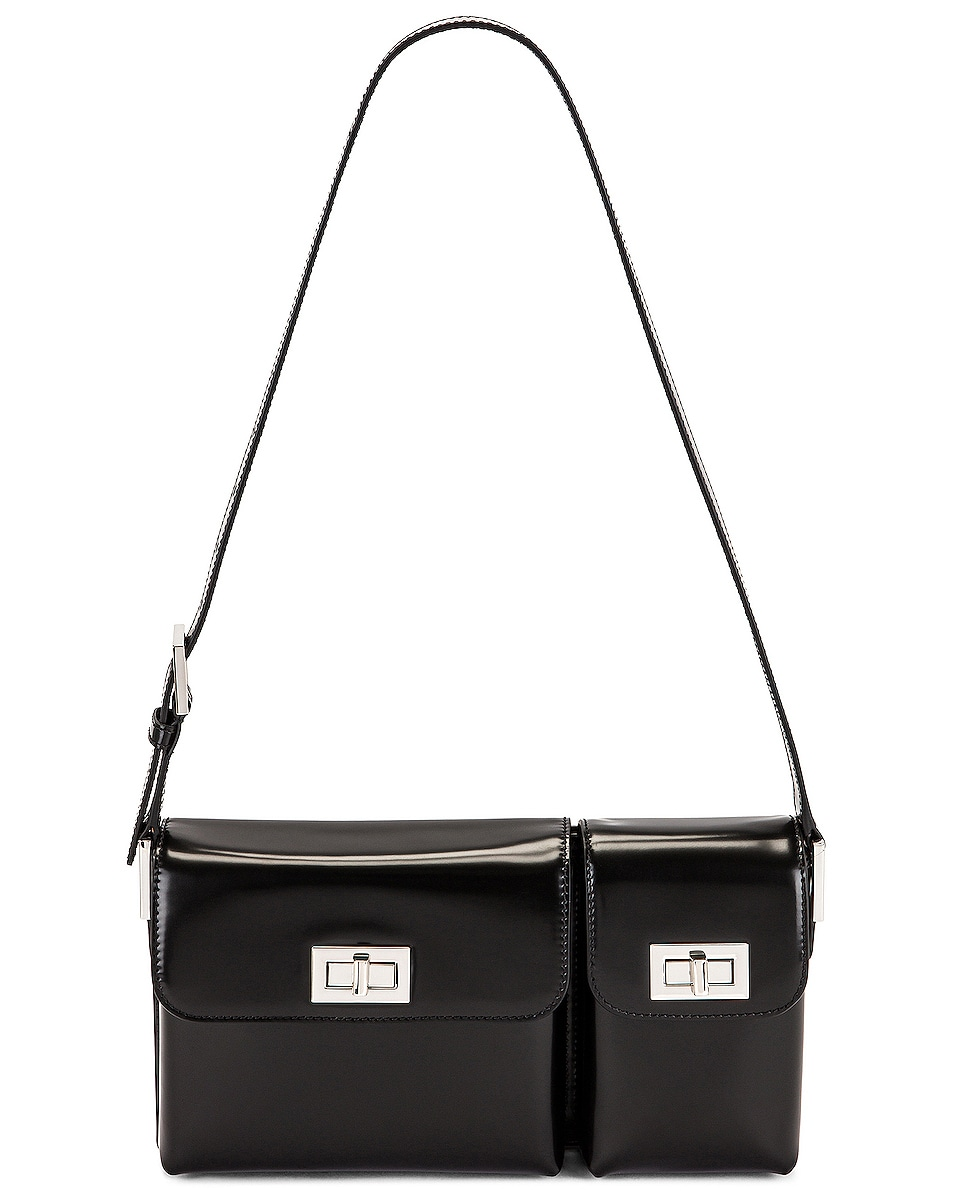 Image 1 of BY FAR Billy Bag in Black