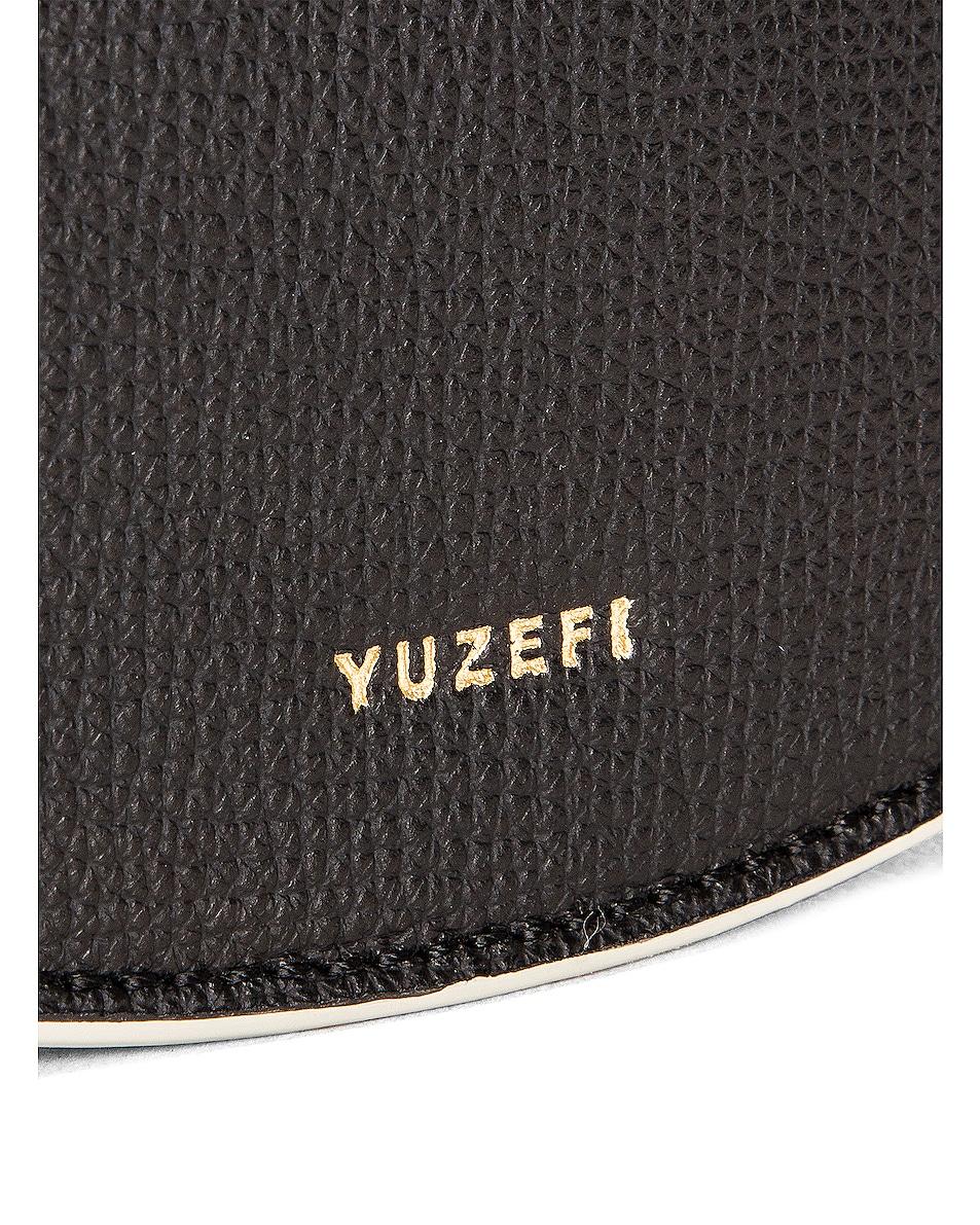 Image 7 of Yuzefi Dip Bag in Nero & Cream