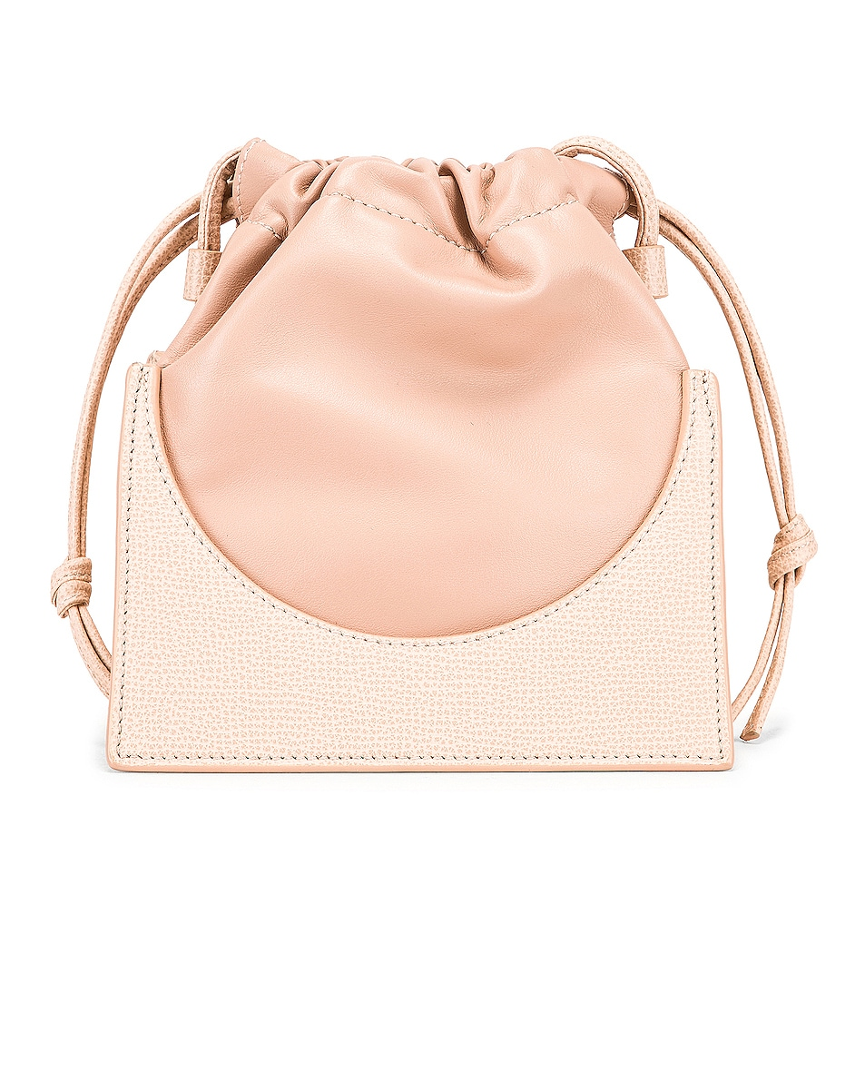 Image 3 of Yuzefi Pouchy Bag in Blush