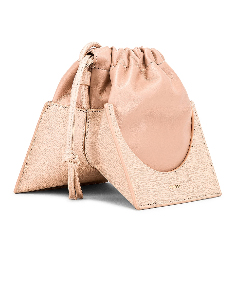 Image 4 of Yuzefi Pouchy Bag in Blush