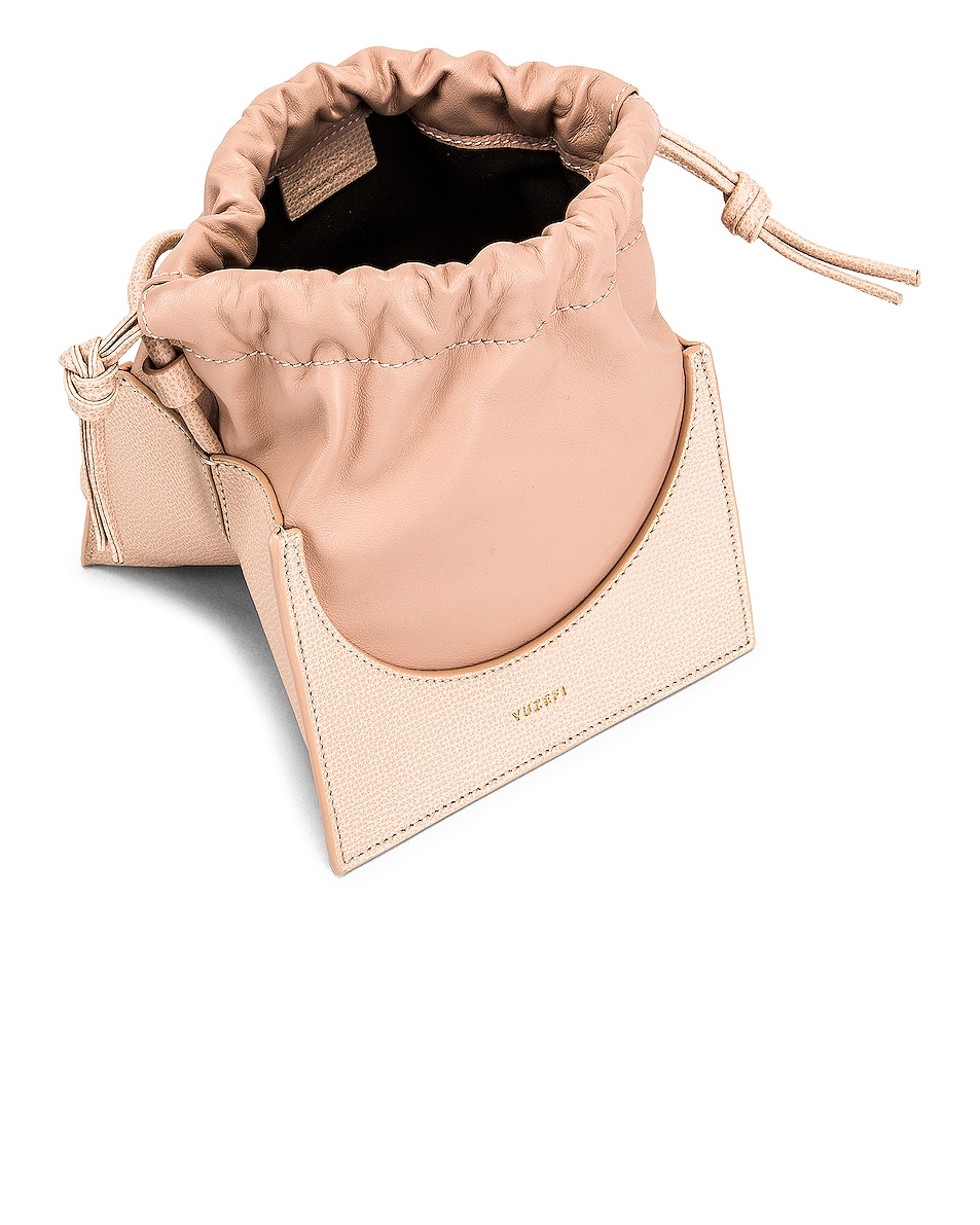Image 5 of Yuzefi Pouchy Bag in Blush
