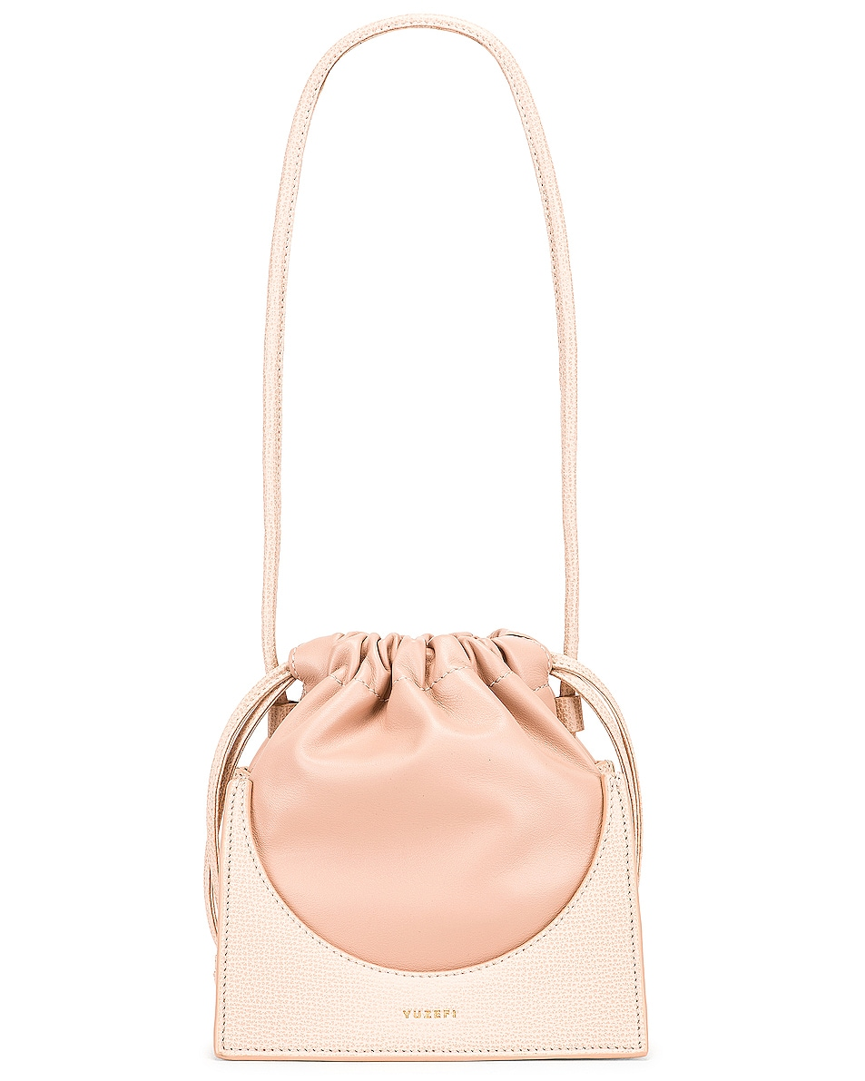 Image 6 of Yuzefi Pouchy Bag in Blush