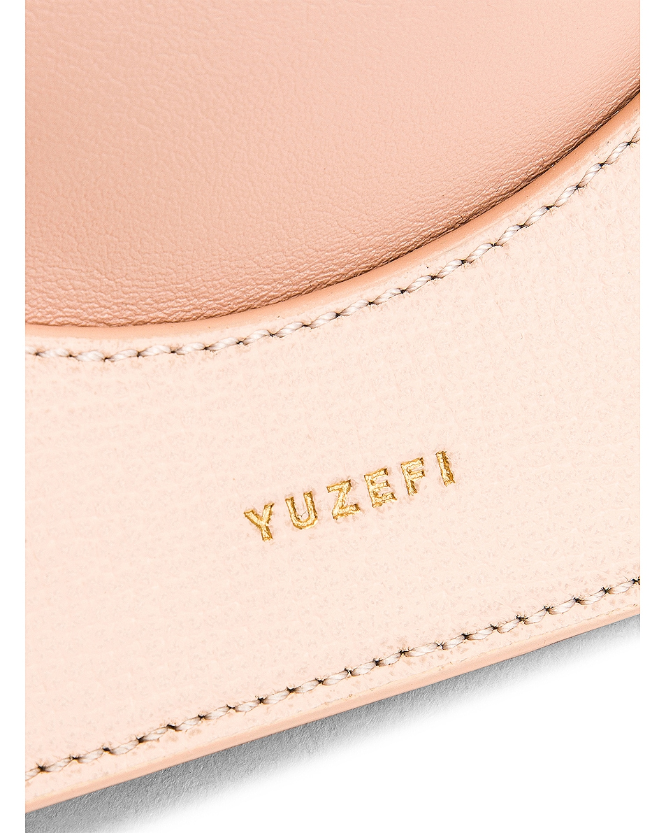 Image 7 of Yuzefi Pouchy Bag in Blush