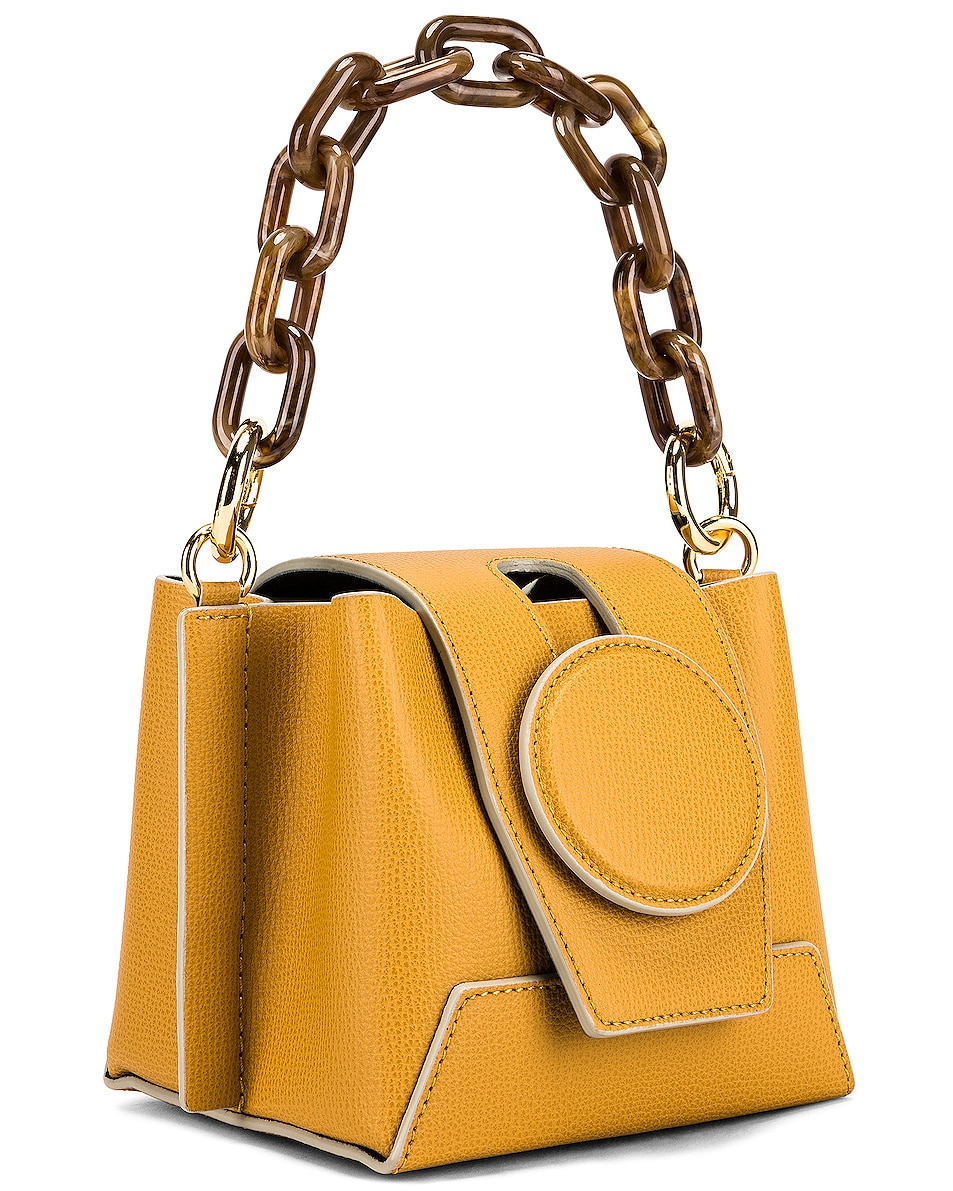 Image 4 of Yuzefi Daria Bag in Mustard
