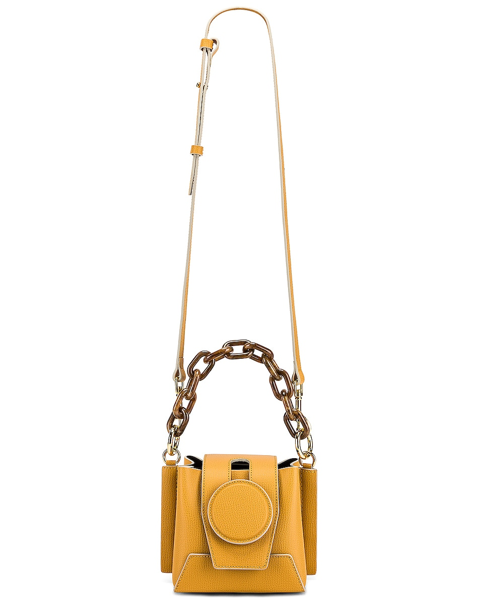 Image 6 of Yuzefi Daria Bag in Mustard