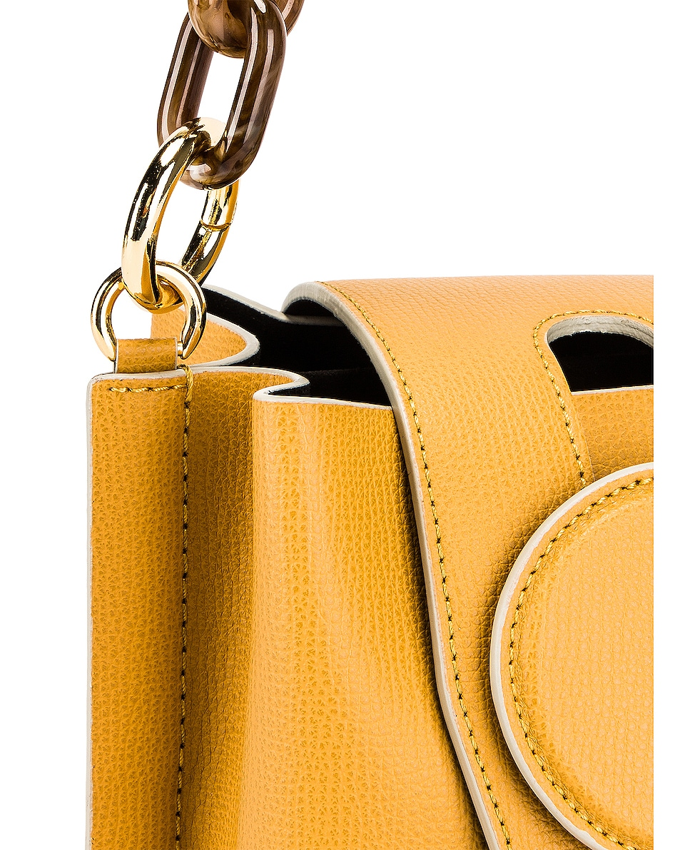 Image 8 of Yuzefi Daria Bag in Mustard