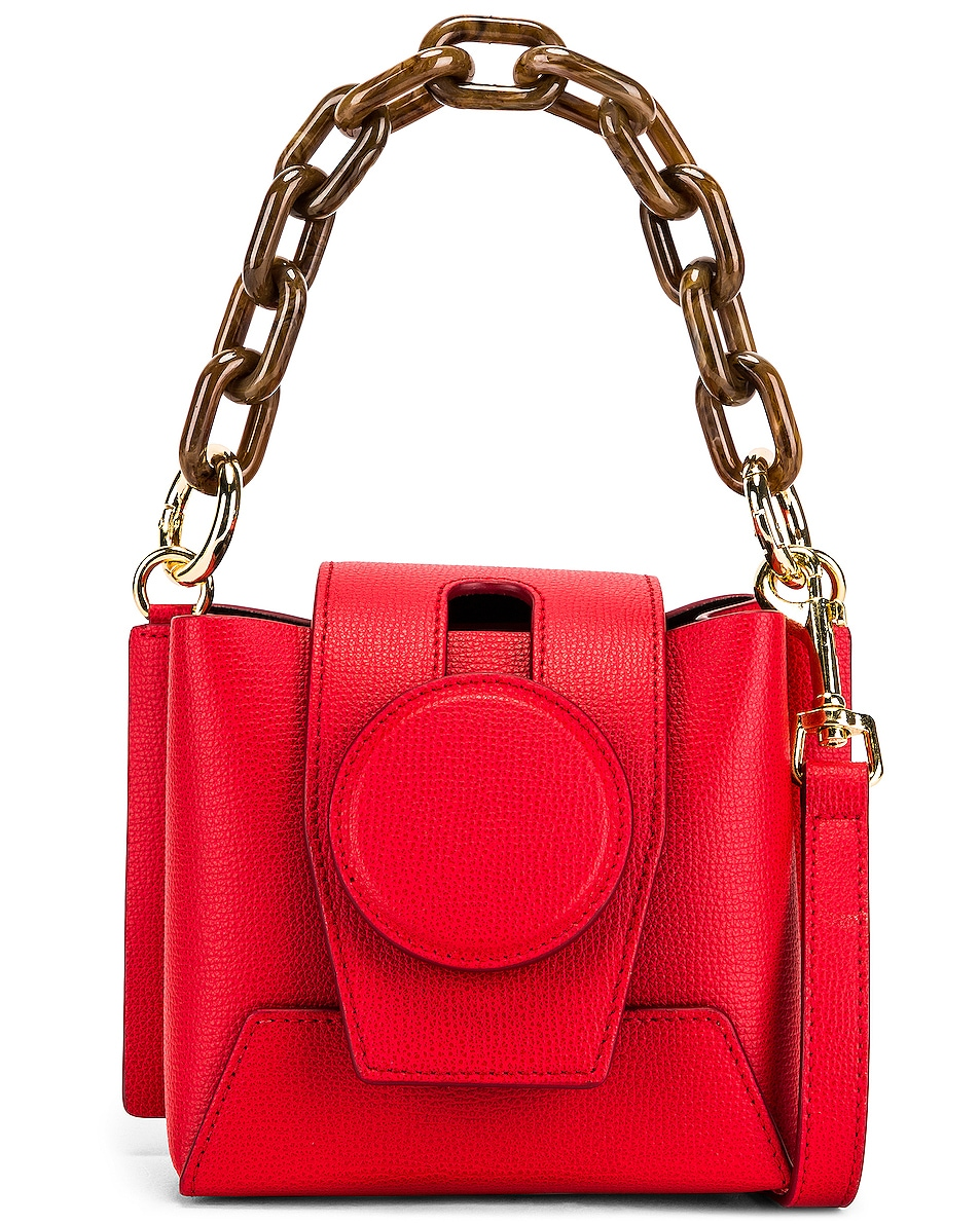 Image 1 of Yuzefi Daria Bag in Poppy