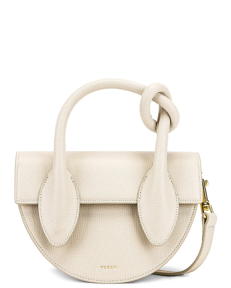 Image 1 of Yuzefi Dolores Bag in Cream