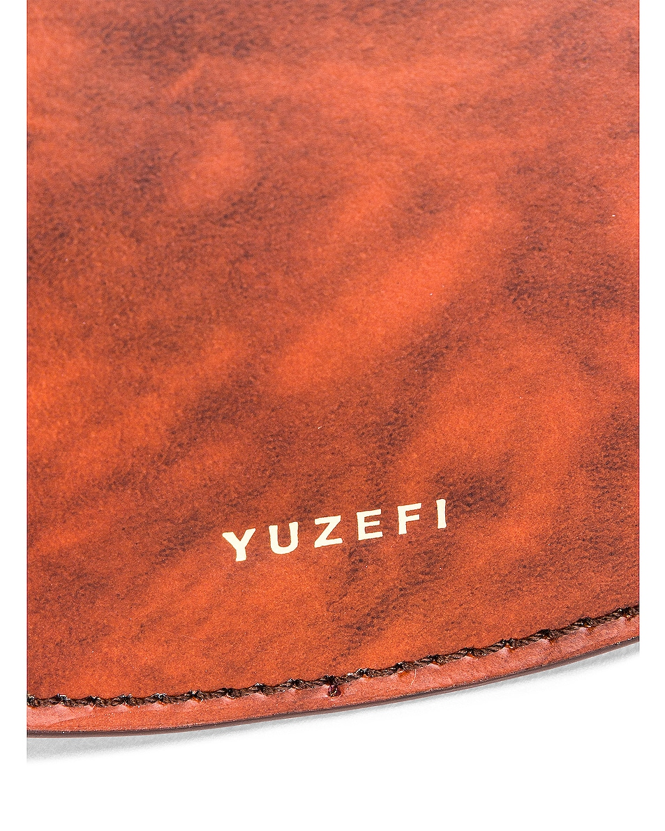 Image 6 of Yuzefi Dolores Bag in Smooth Marble