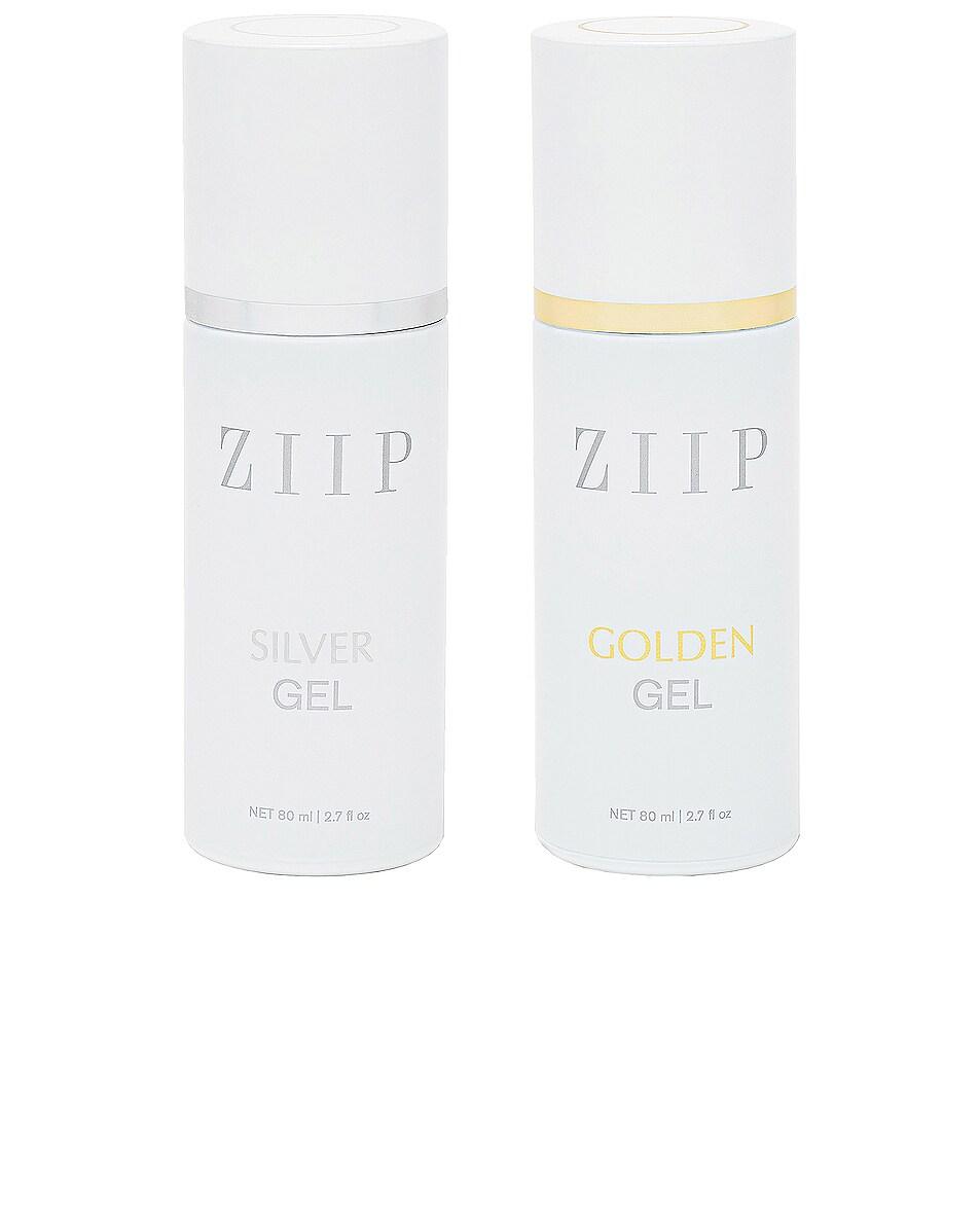 Image 1 of ZIIP Silver & Golden Conductive Gel Duo in