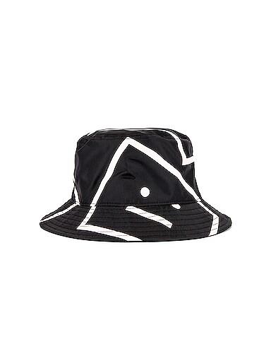 Buk Face NY Co Print Hat