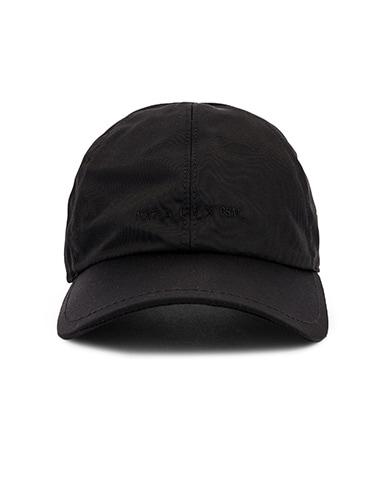 Nylon Buckle Baseball Cap