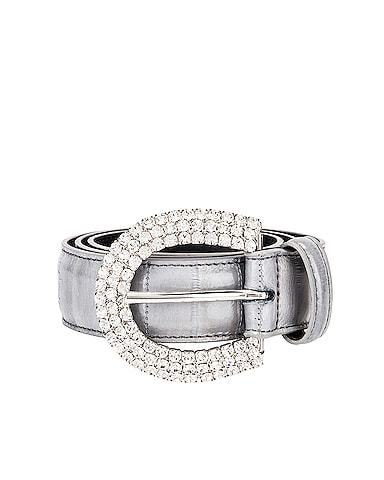 Jewel Buckle Anguilla Belt