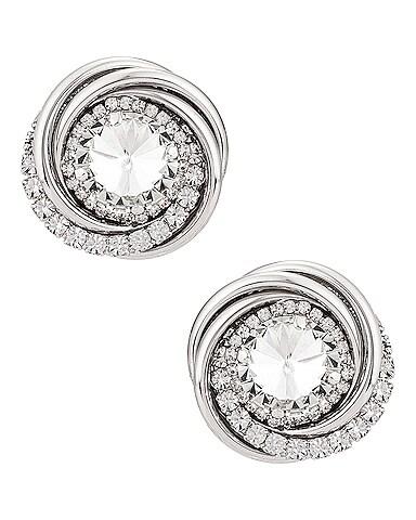 Double Torchion Earrings
