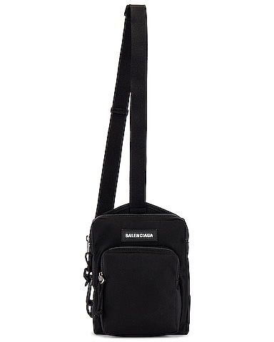 Explorer Crossbody Messenger Bag