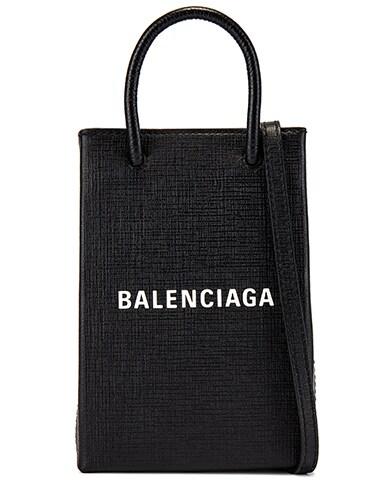 Phone Strap Shopping Bag
