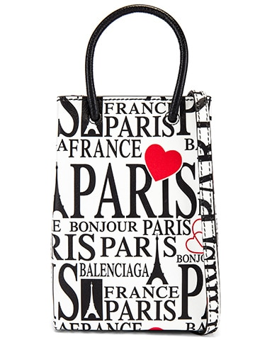 Phone Strap Shopping Bag