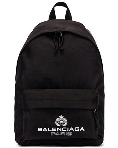 Paris Laurel Explorer Backpack