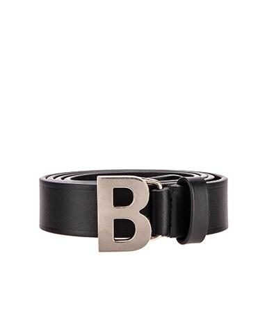 Thin B Belt
