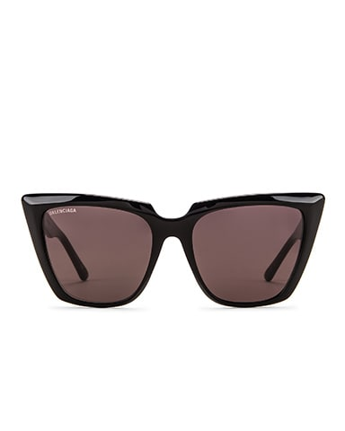 Acetate Tip Sunglasses