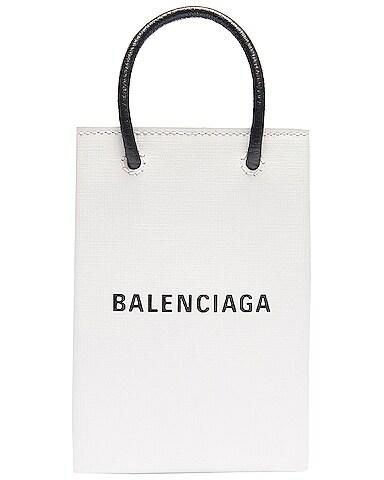 Shopping Phone on Strap Bag