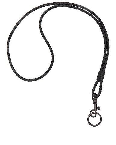 Knot Key Ring
