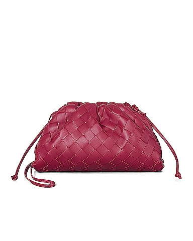 Leather The Pouch 20 Clutch Bag