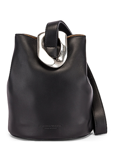 Drop Bucket Bag