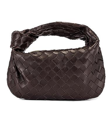 Woven Shoulder Bag