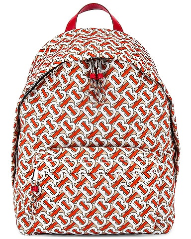Jett Monogram Backpack