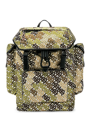 Ranger Monogram Camo Backpack