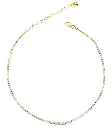Graduated Tennis Choker