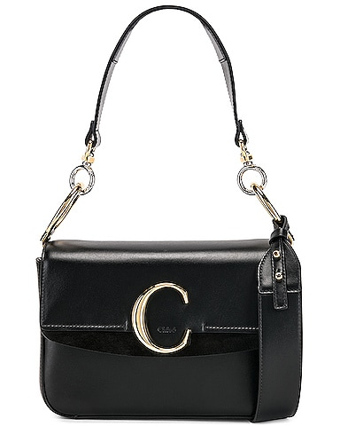 Small C Double Carry Bag
