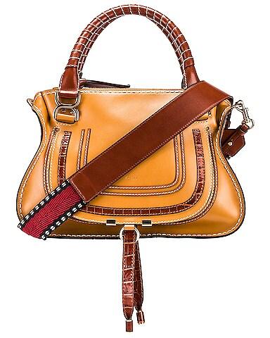 Medium Marcie Double Carry Bag