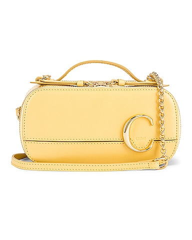 Mini Chloe C Vanity Bag