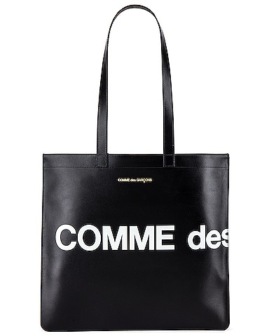 Huge Logo Tote Bag