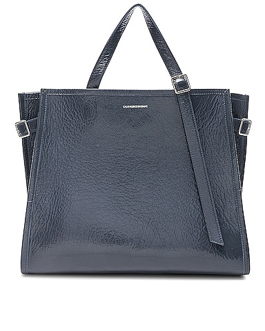 East West Side Strap Tote