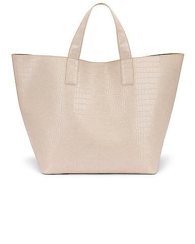 3.3 Vegan Oversized Shopper Bag